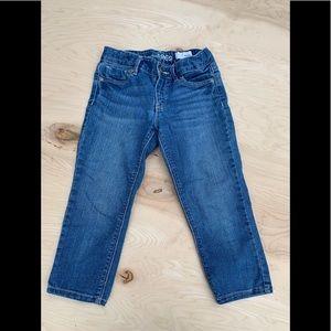 Gap girls jeans capris